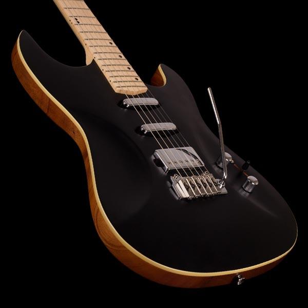 kingdom slvt electric guitar body